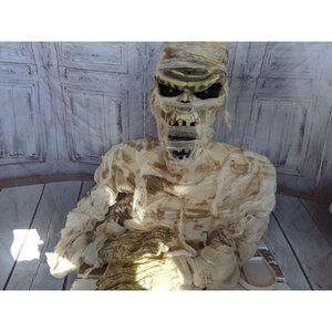Groundbreaker moving mummy gravey sound Halloween